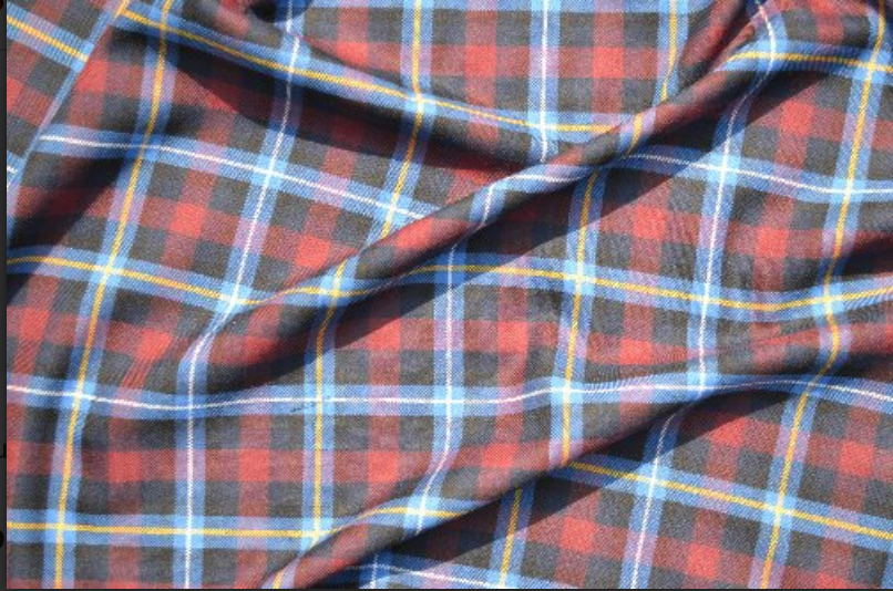 Our exclusively-designed Highland Titles Tartan