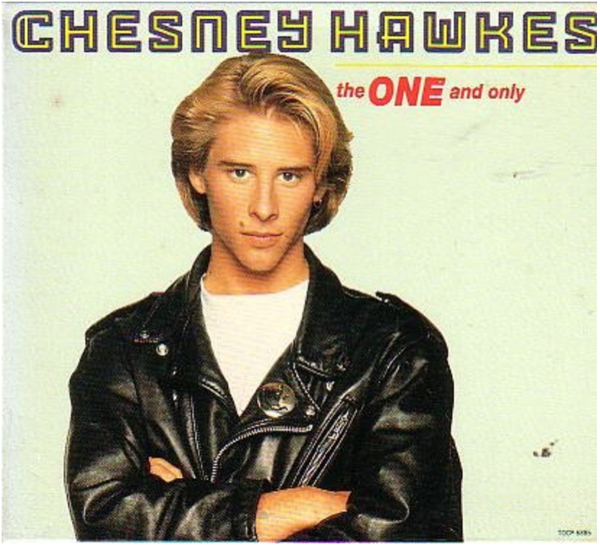 Lord Chesney Hawkes (the First and Only!)